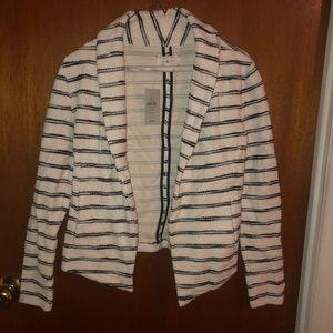Loft Lou & Grey Open Sweater Blazer